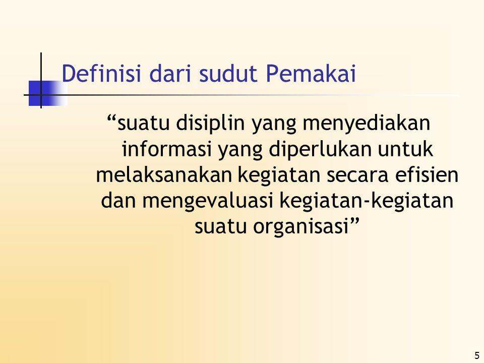 Definisi dari sudut proses kegiatan.