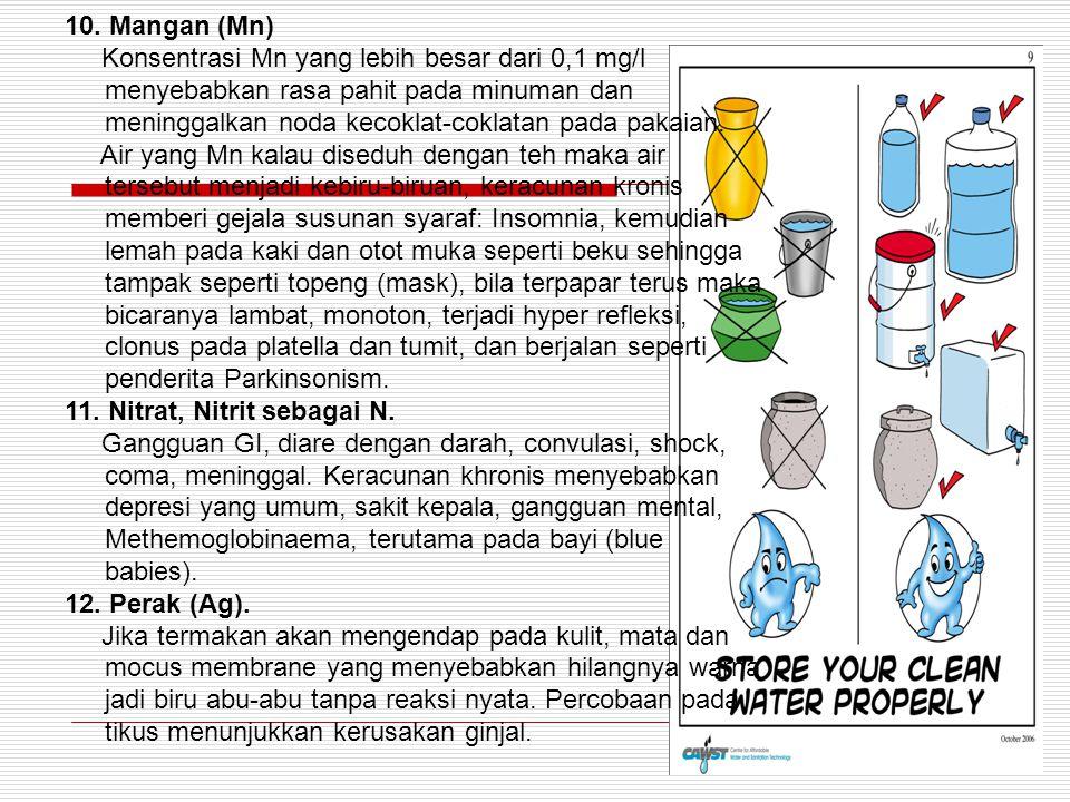 10. Mangan (Mn)