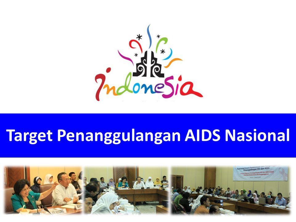 Target Penanggulangan AIDS Nasional