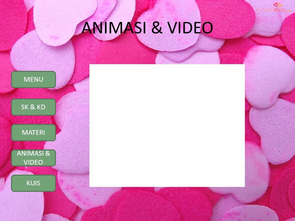 ANIMASI & VIDEO