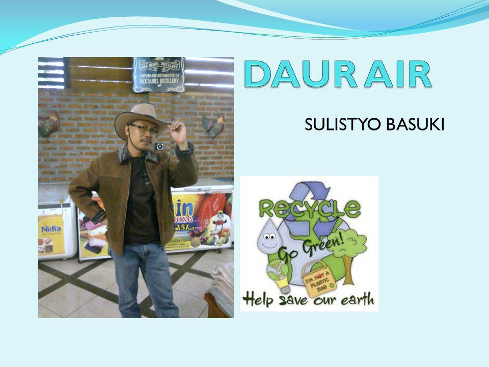 DAUR AIR SULISTYO BASUKI