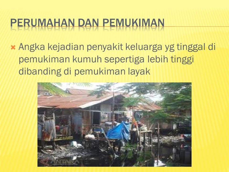 Perumahan dan pemukiman