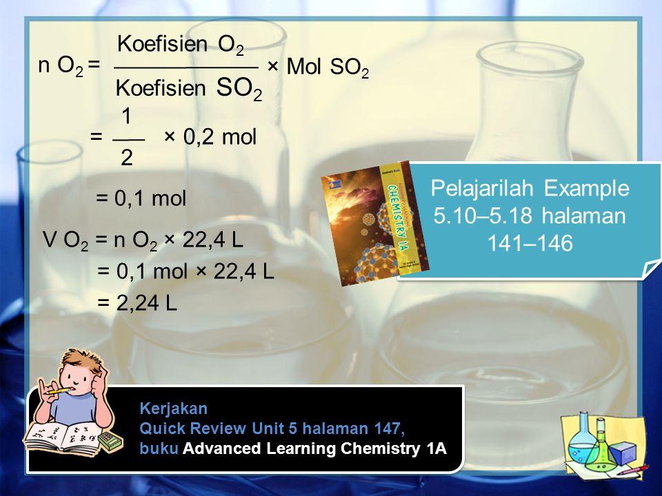 Pelajarilah Example 5.10–5.18 halaman 141–146