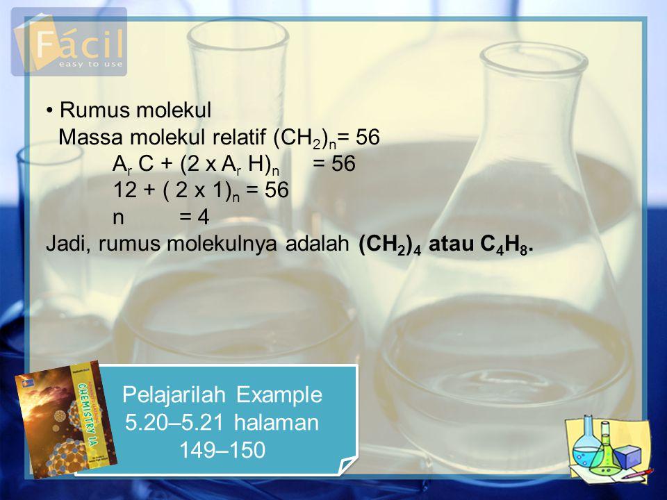 Pelajarilah Example 5.20–5.21 halaman 149–150