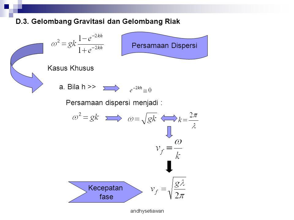 D.3. Gelombang Gravitasi dan Gelombang Riak