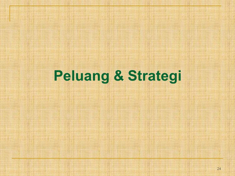Peluang & Strategi