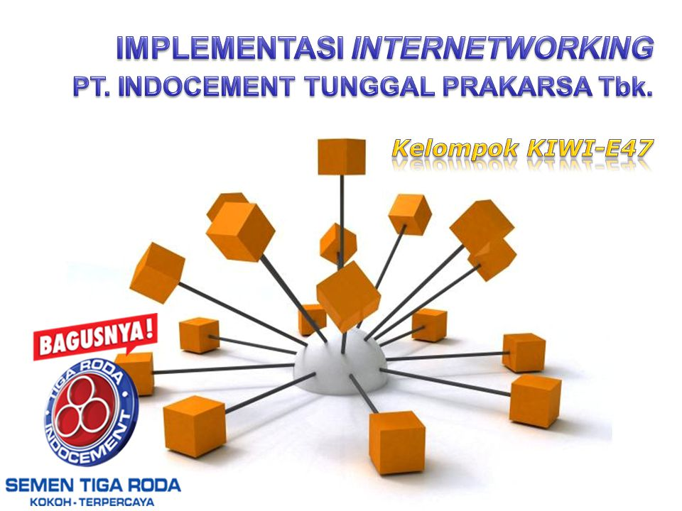 IMPLEMENTASI INTERNETWORKING