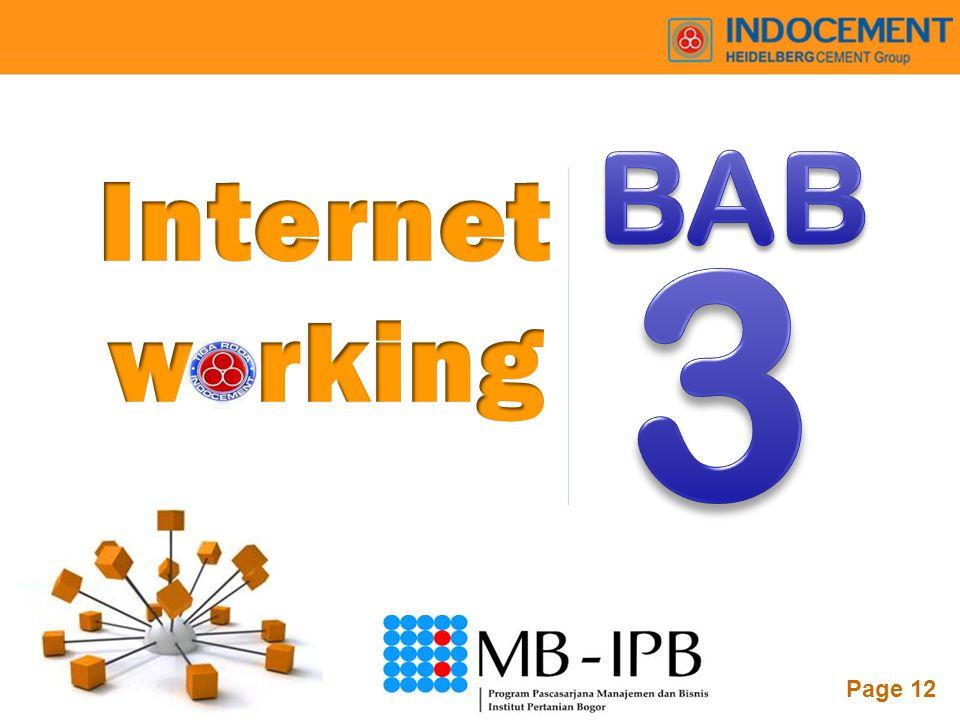 BAB Internet w rking 3