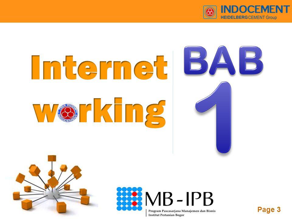 BAB Internet w rking 1