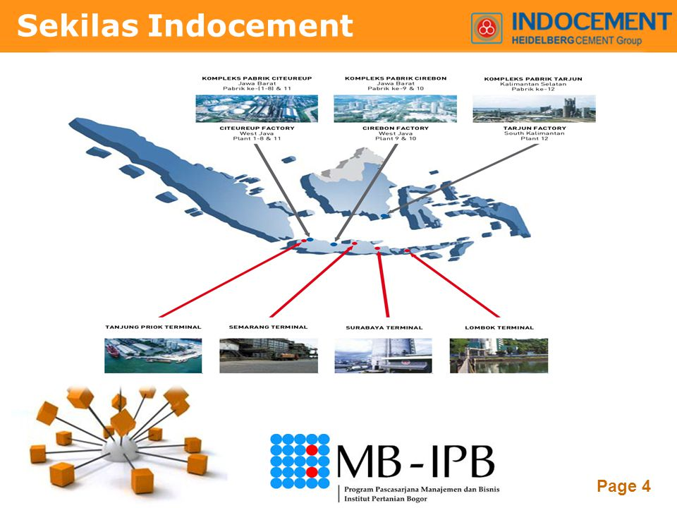 Sekilas Indocement