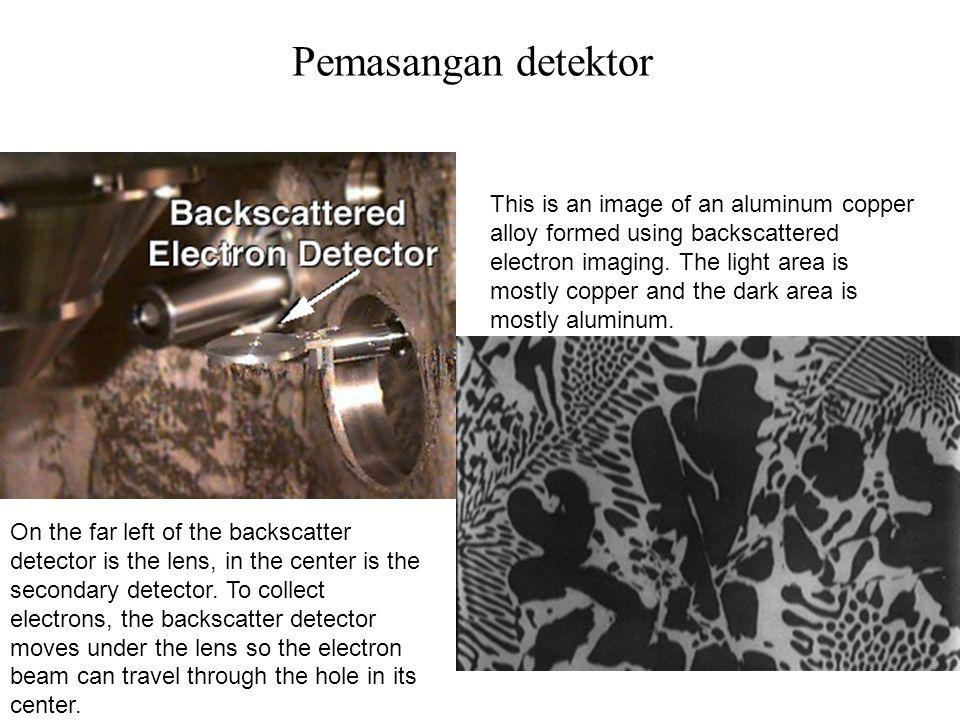 Pemasangan detektor