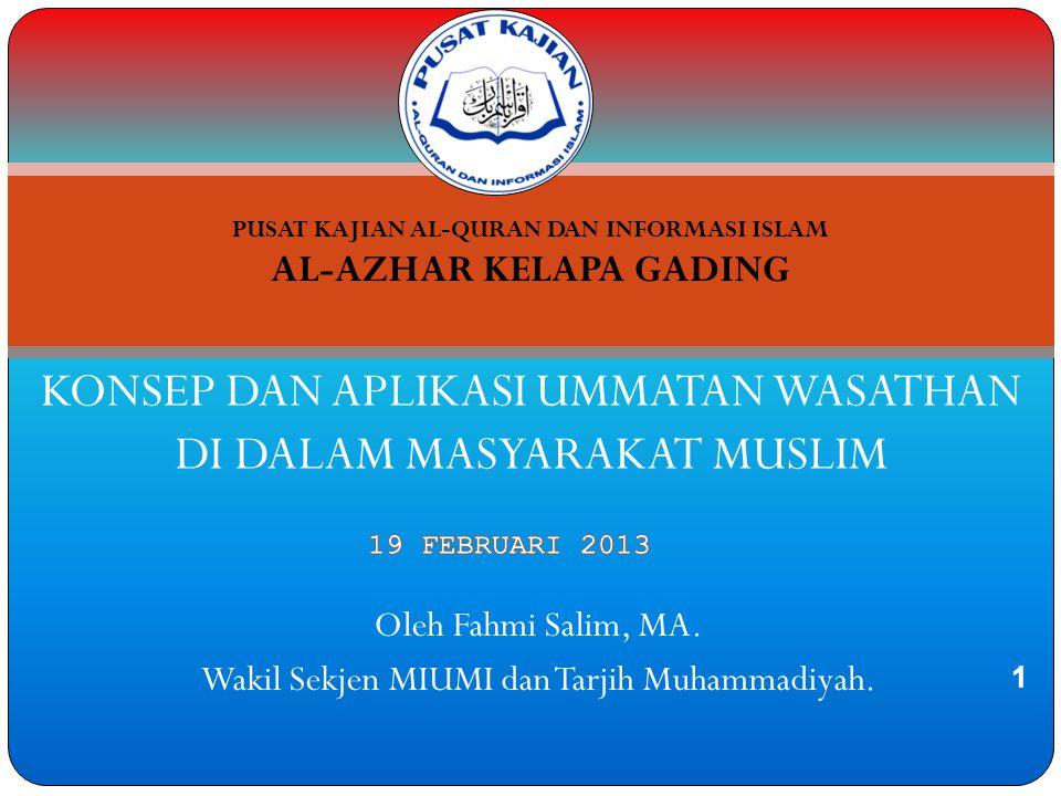 Softcopy materi dapat di download di http://pkqii.alazka.org/download