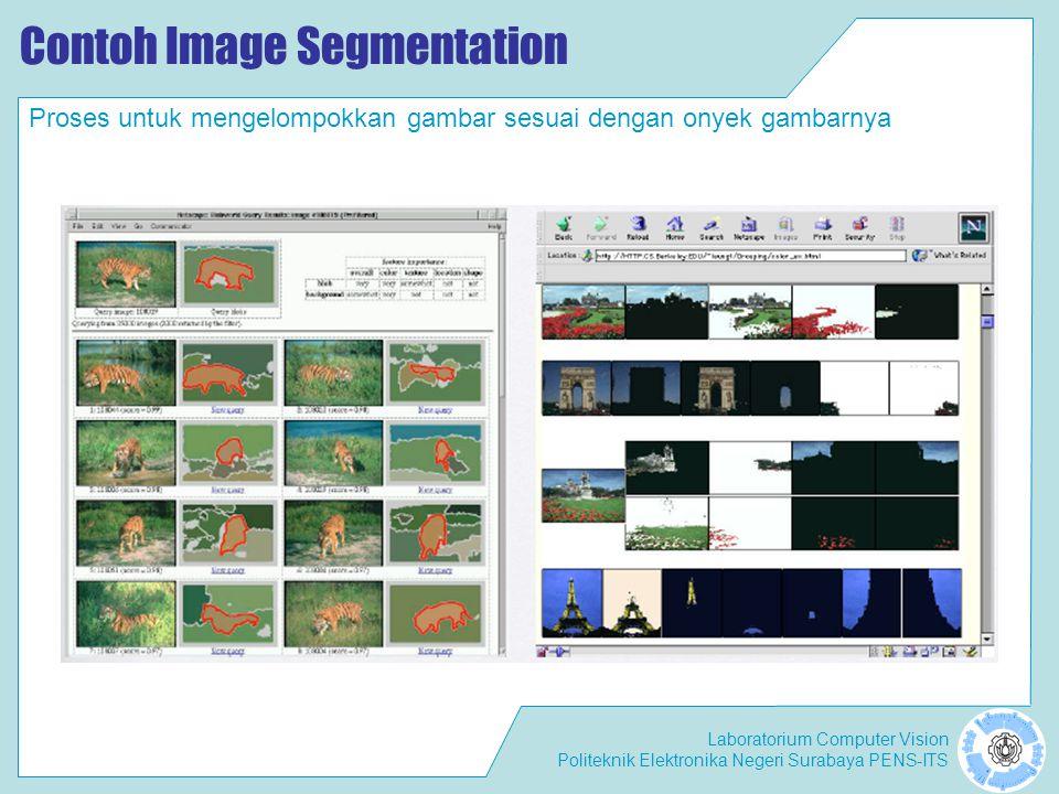 Contoh Image Segmentation