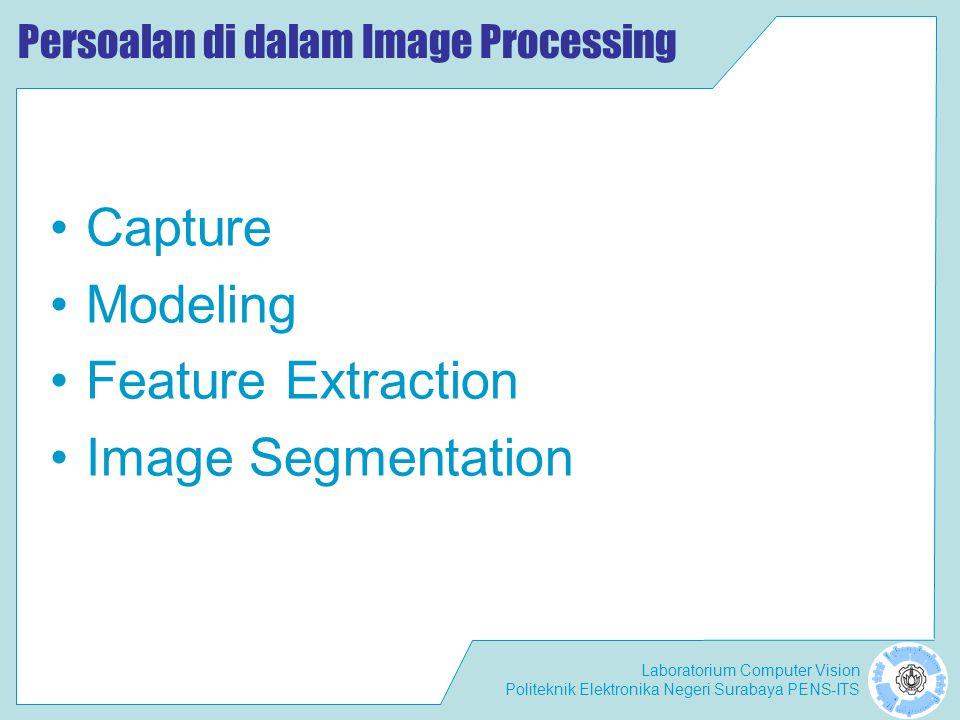 Persoalan di dalam Image Processing
