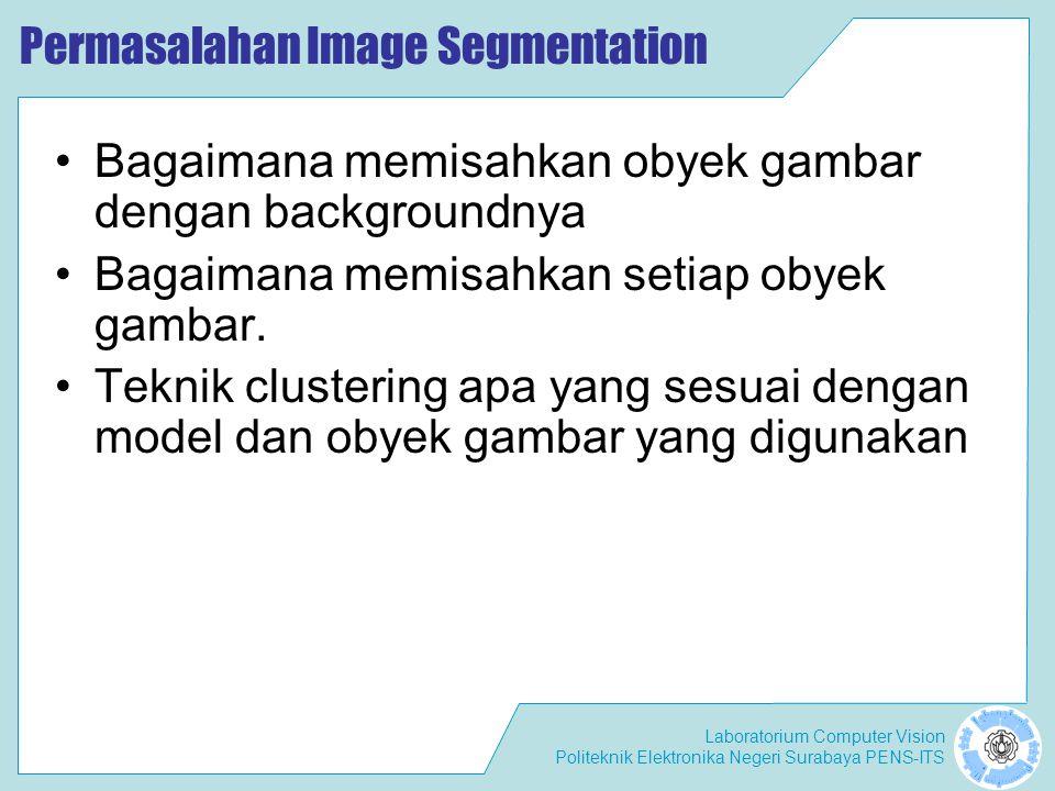 Permasalahan Image Segmentation
