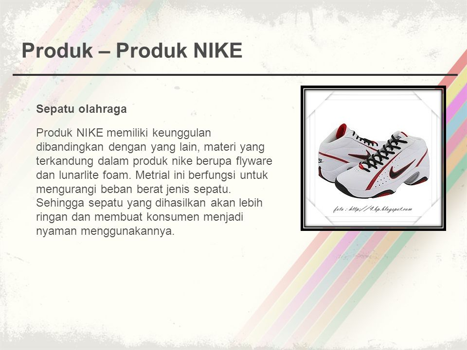 Produk – Produk NIKE Sepatu olahraga