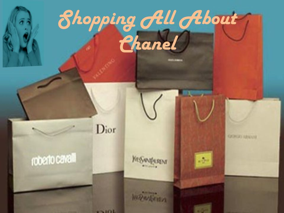 Shopping All About Chanel