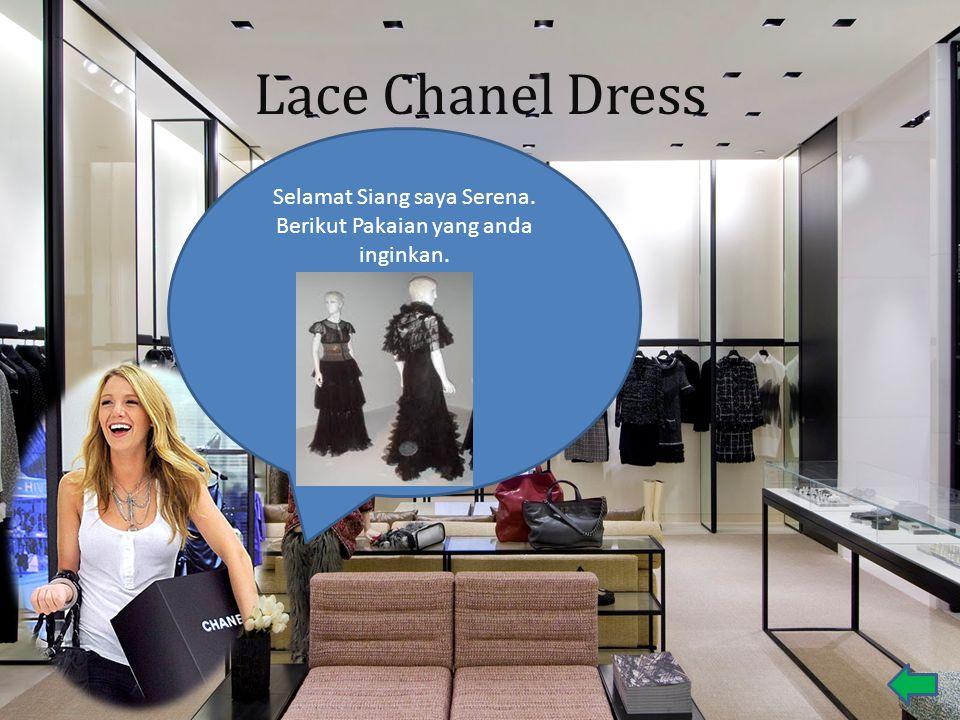 Selamat Siang saya Serena. Berikut Pakaian yang anda inginkan.