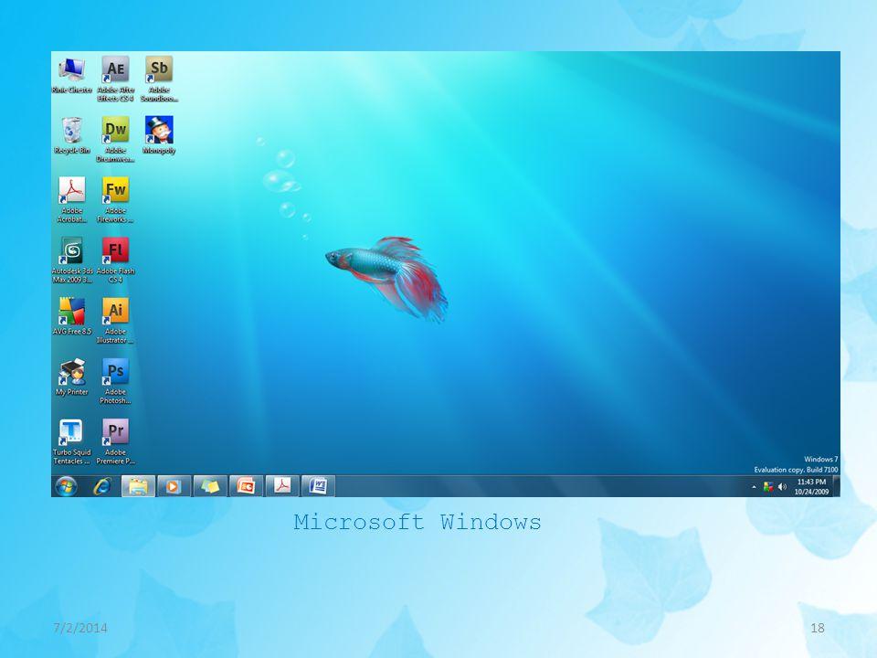 Microsoft Windows 4/3/2017