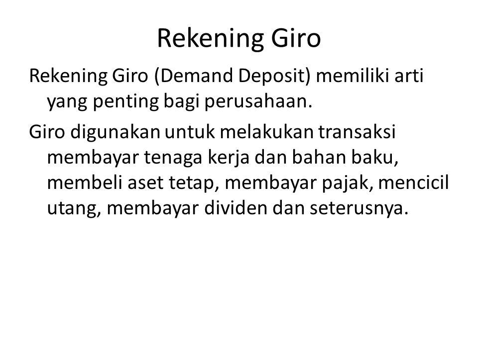 Rekening Giro