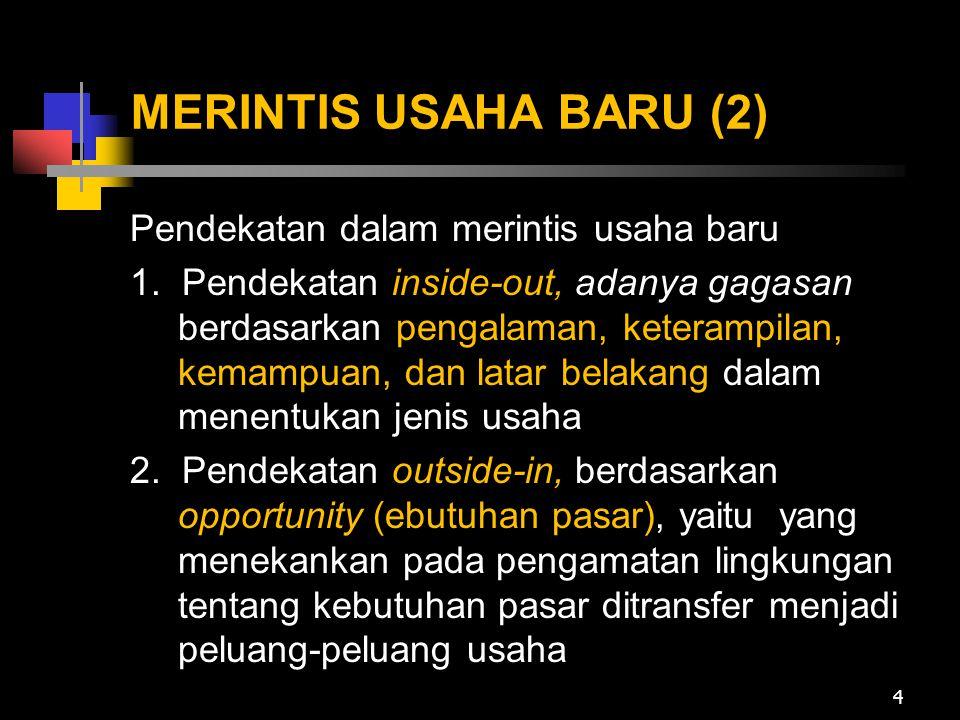MERINTIS USAHA BARU (2)