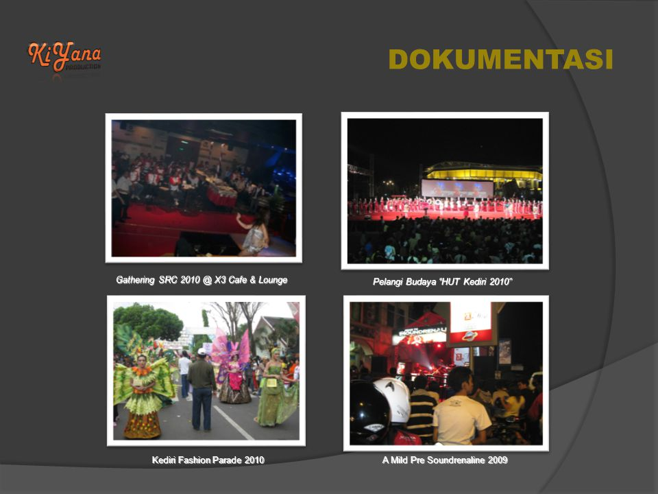 DOKUMENTASI Gathering SRC 2010 @ X3 Cafe & Lounge