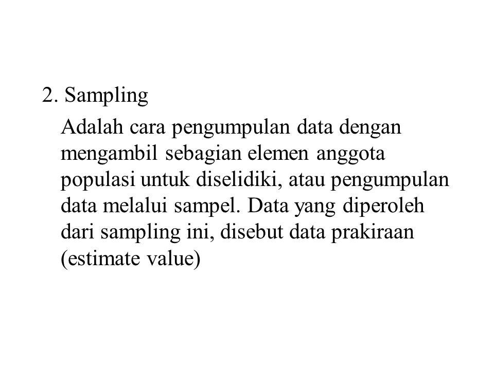 2. Sampling