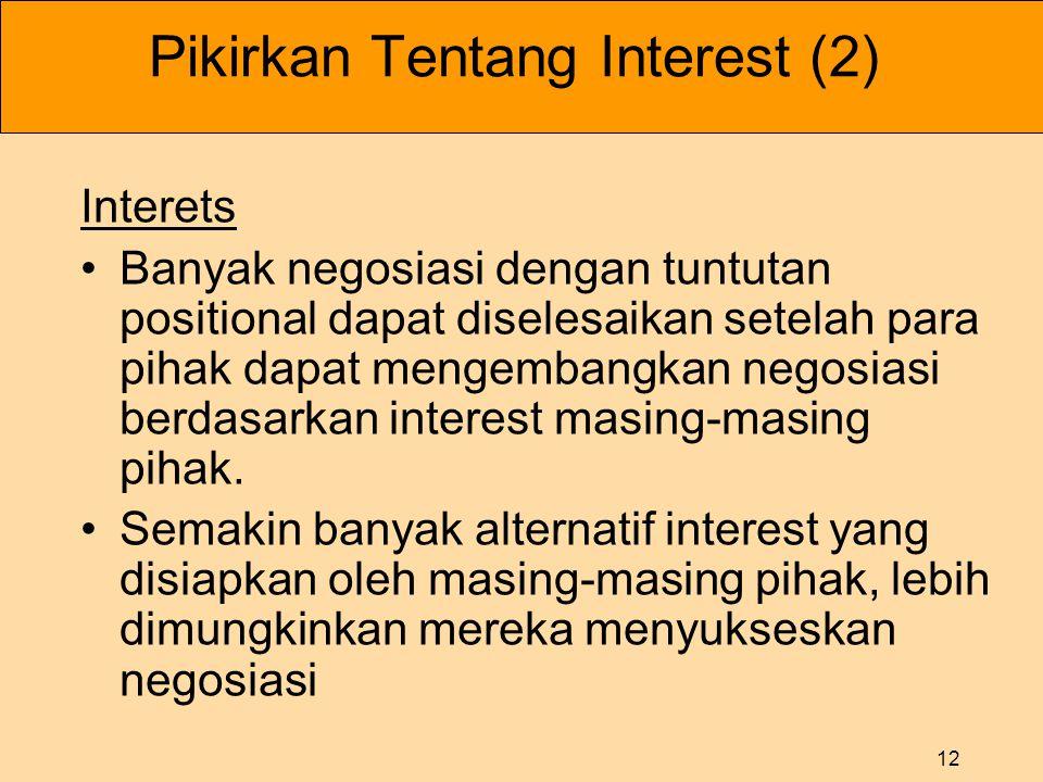 Pikirkan Tentang Interest (2)