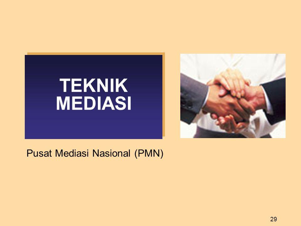 Pusat Mediasi Nasional (PMN)
