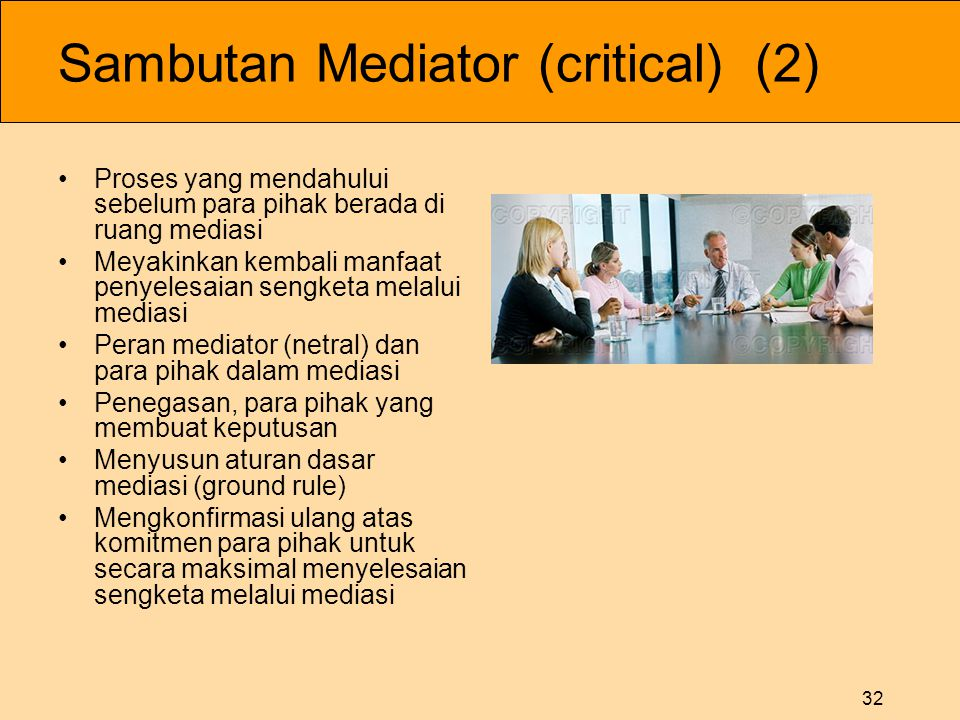 Sambutan Mediator (critical) (2)