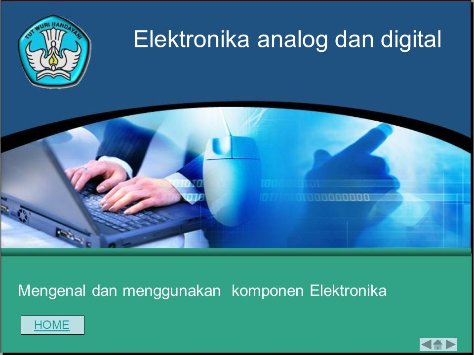 Elektronika analog dan digital