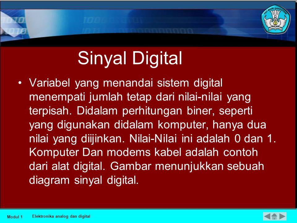 Sinyal Digital