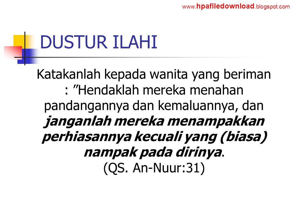 www.hpafiledownload.blogspot.com DUSTUR ILAHI.