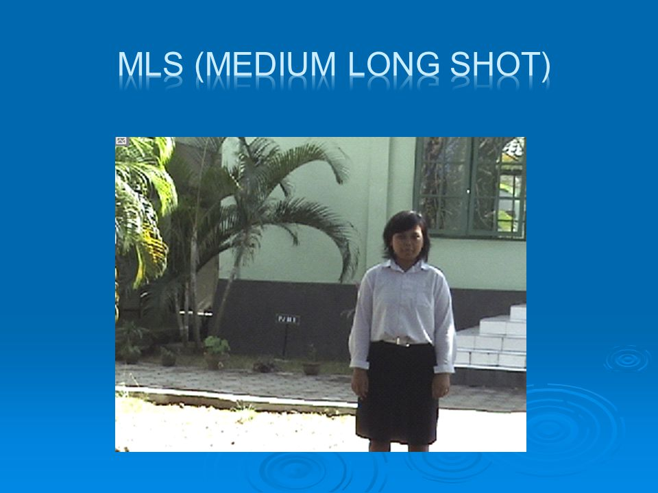 MLS (MEDIUM LONG SHOT)