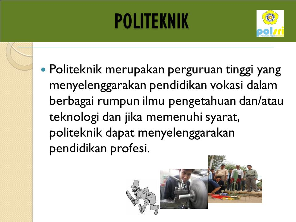 POLITEKNIK
