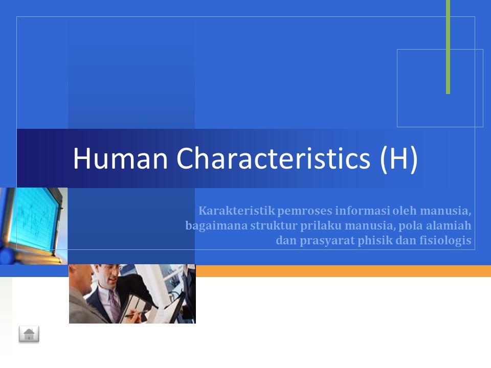 Human Characteristics (H)
