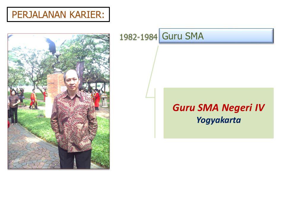 Guru SMA Negeri IV Yogyakarta