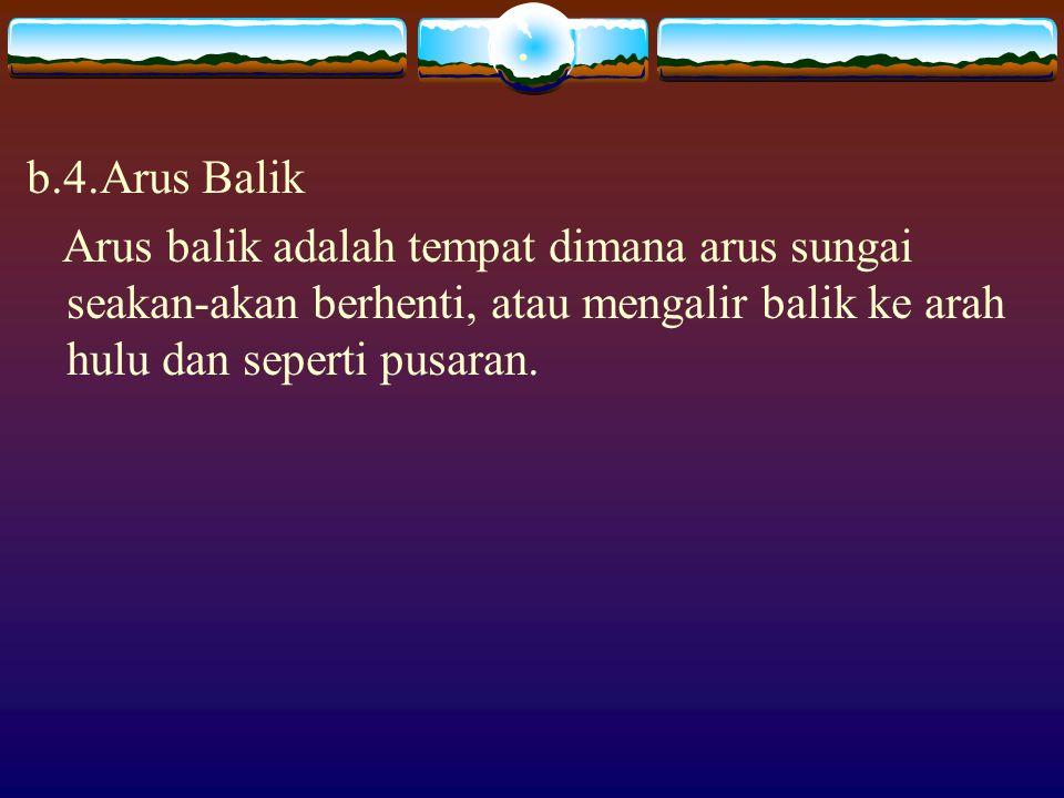 b.4.Arus Balik.