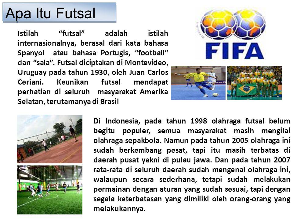 Apa Itu Futsal