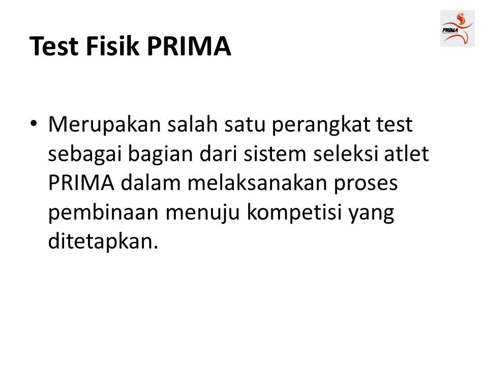 Test Fisik PRIMA