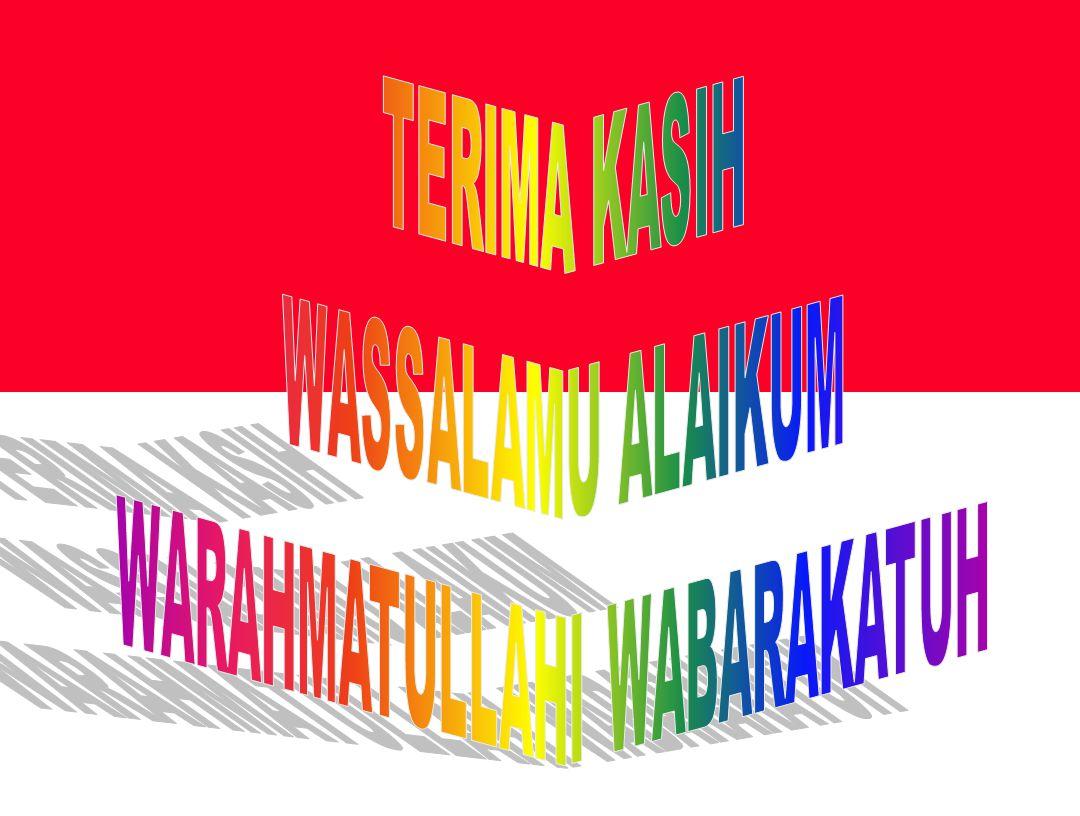 WARAHMATULLAHI WABARAKATUH