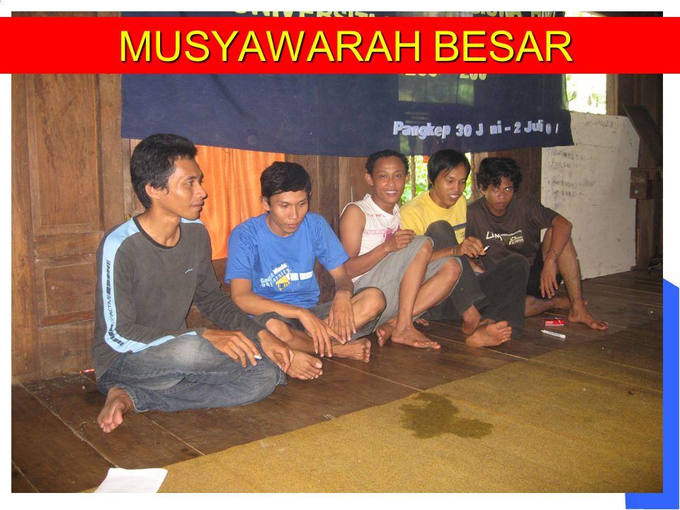 MUSYAWARAH BESAR