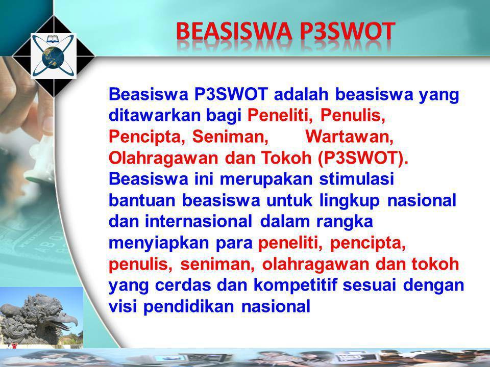 BEASISWA P3SWOT