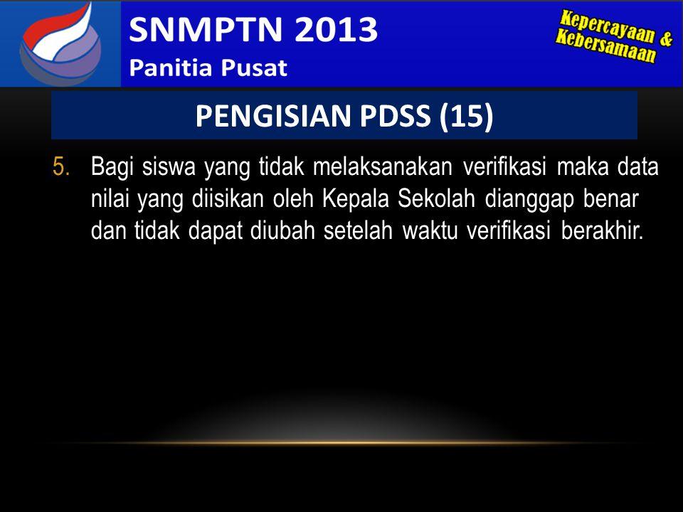 PENGISIAN PDSS (15)