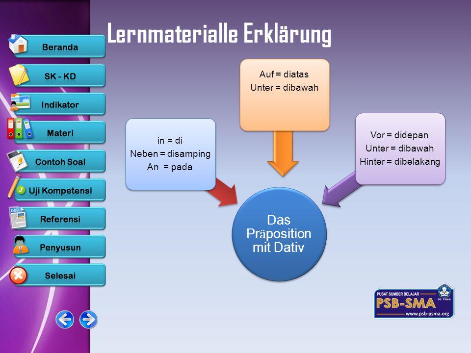 Lernmaterialle Erklärung