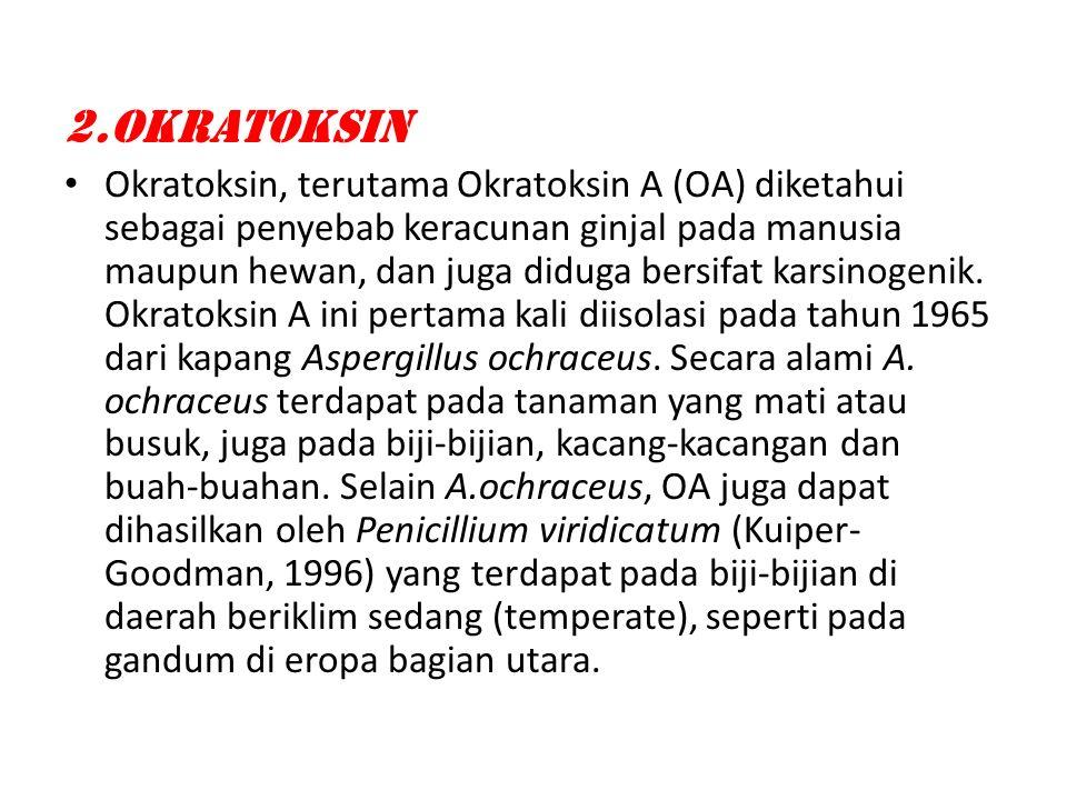 2.Okratoksin