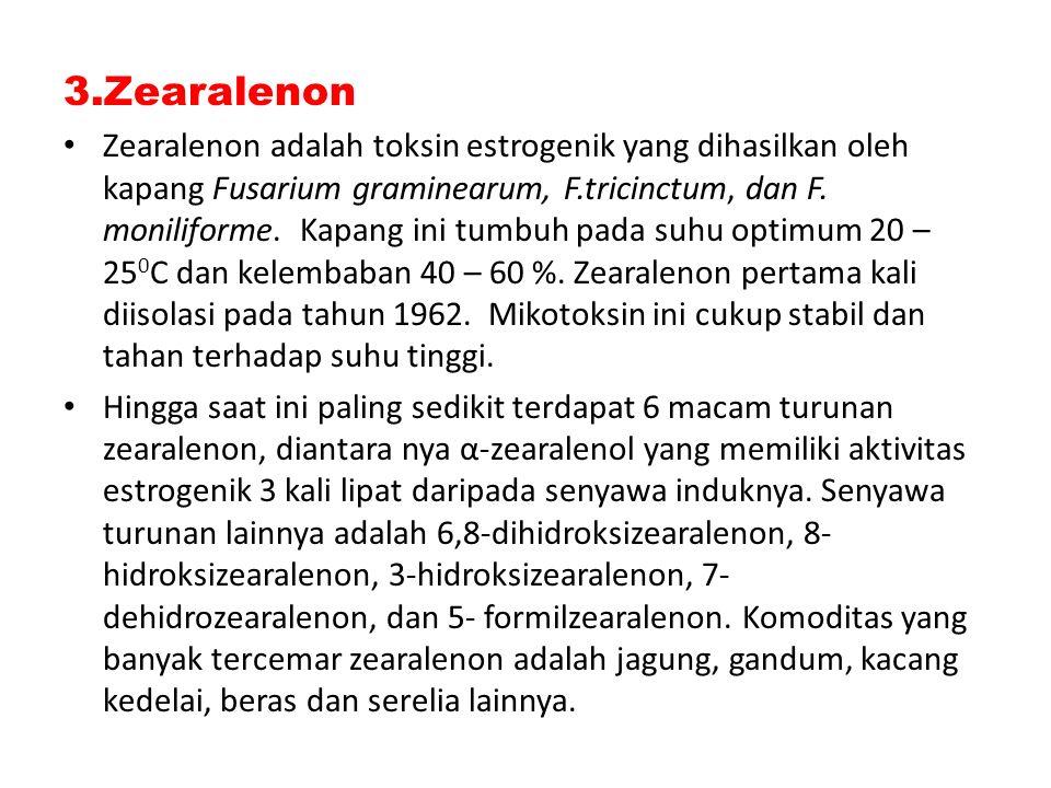 3.Zearalenon