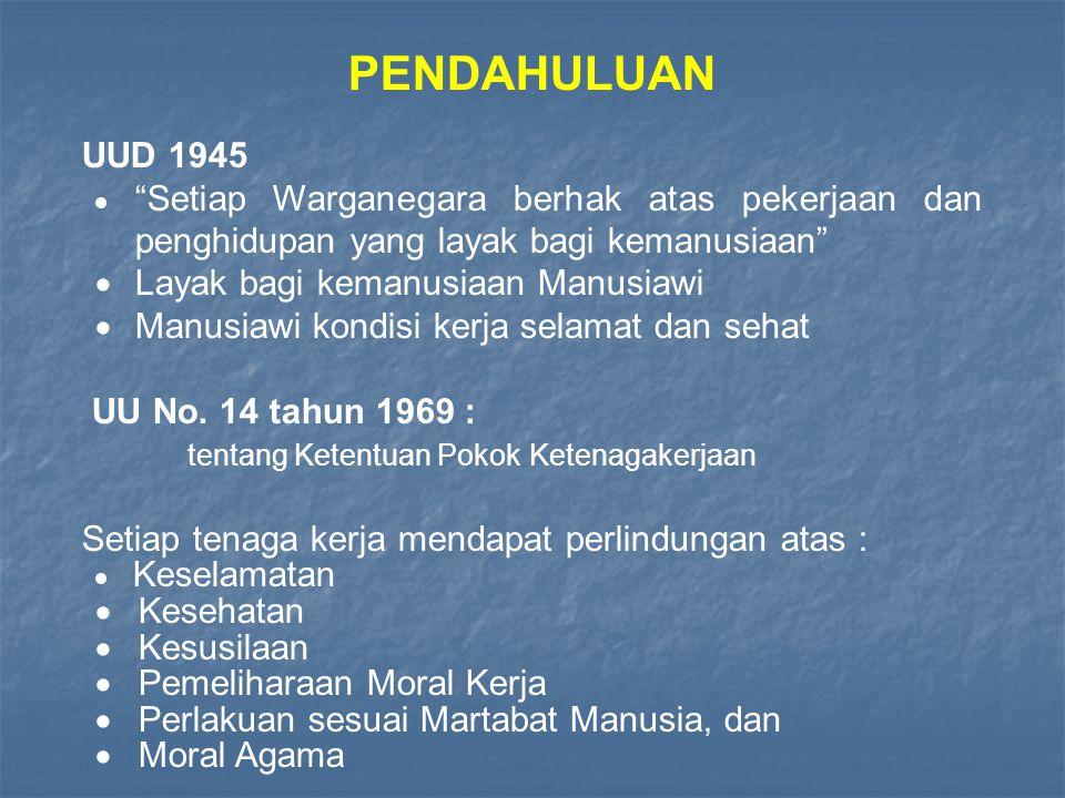PENDAHULUAN UUD 1945 · Layak bagi kemanusiaan Manusiawi