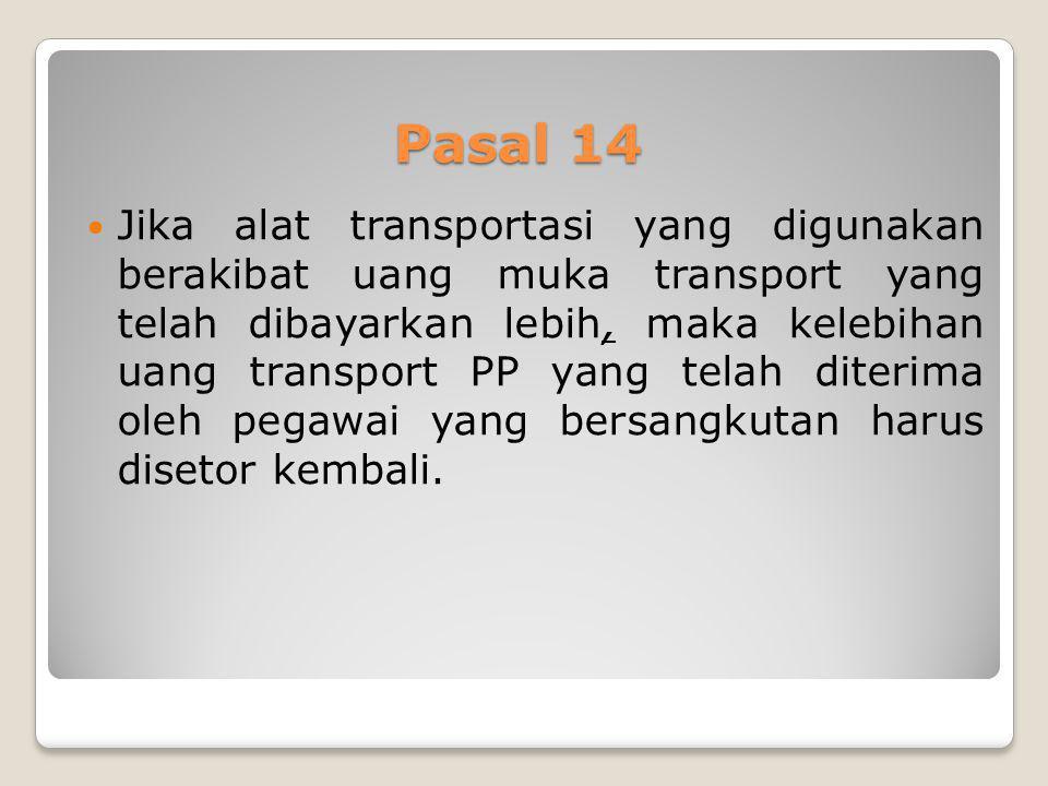 Pasal 14