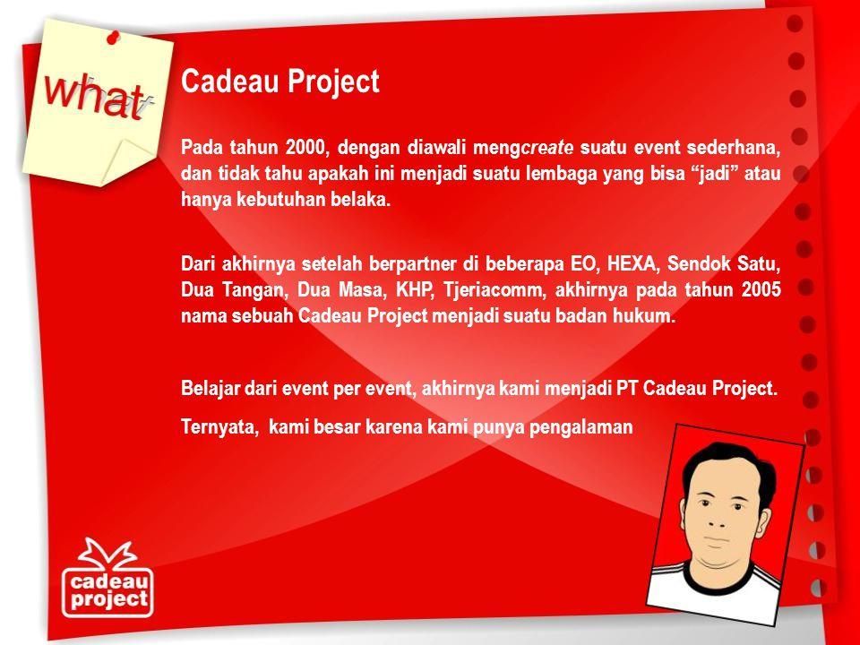 Cadeau Project